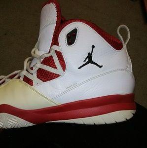 Air Jordan's size 12